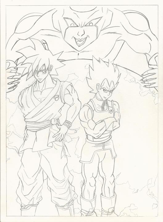Goku Vegeta I resize