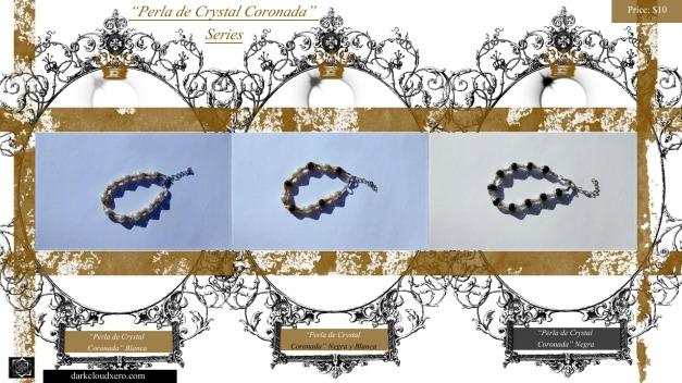 Perlas Coronada Series
