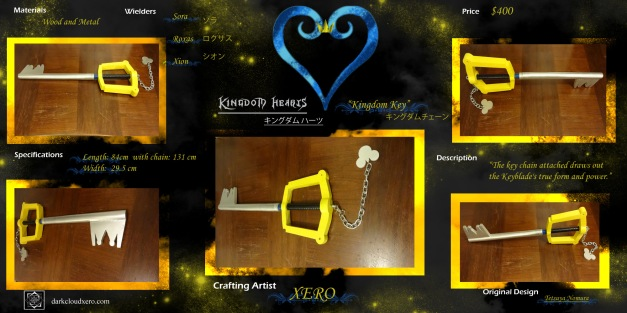 kingdom keyblade
