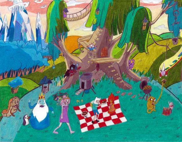 Adventure Time IV EDIT RESIZE