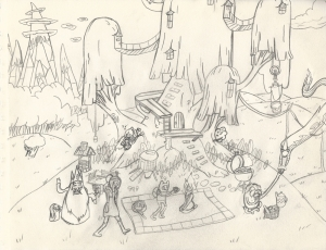 Adventure Time Rough resize