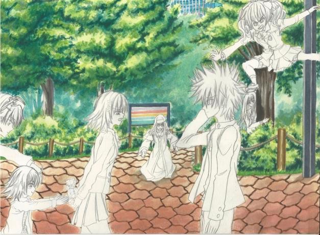 Misaka and Touma III resize