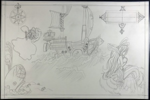 One Piece Map II resize