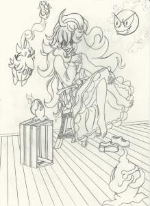 Pokemon Ghost Girl II resize