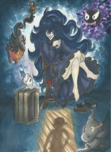 Pokemon Ghost Girl VI resize