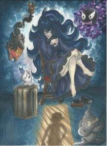 Pokemon Ghost Girl VII resize