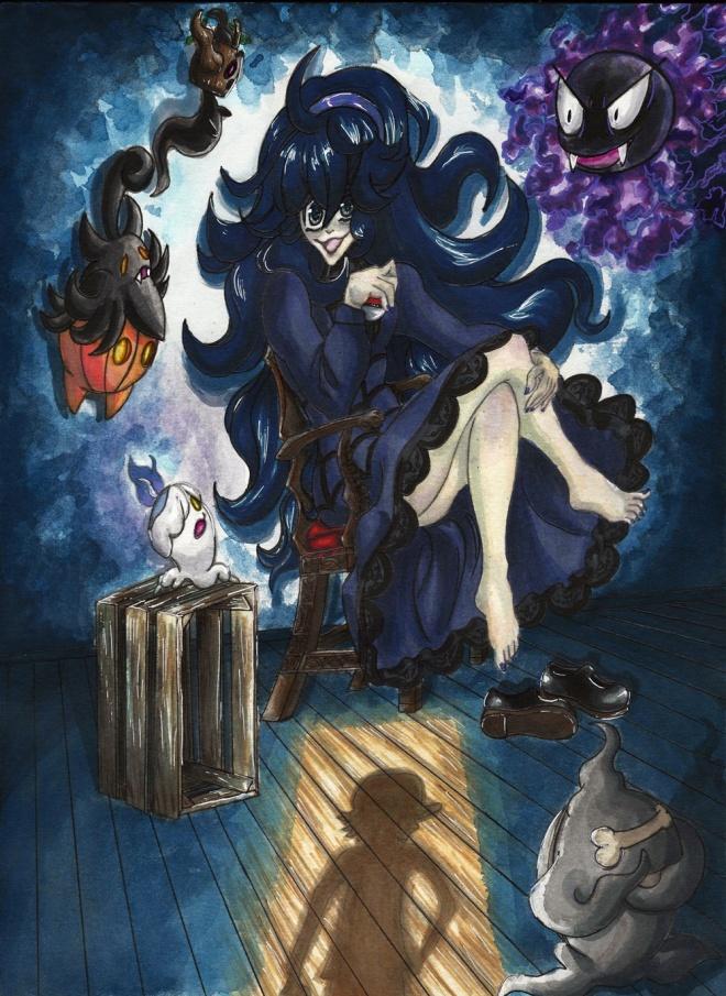 Pokemon Ghost Girl VIII Final resize