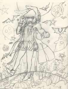 Yuzuki Yukari rough draft II resize