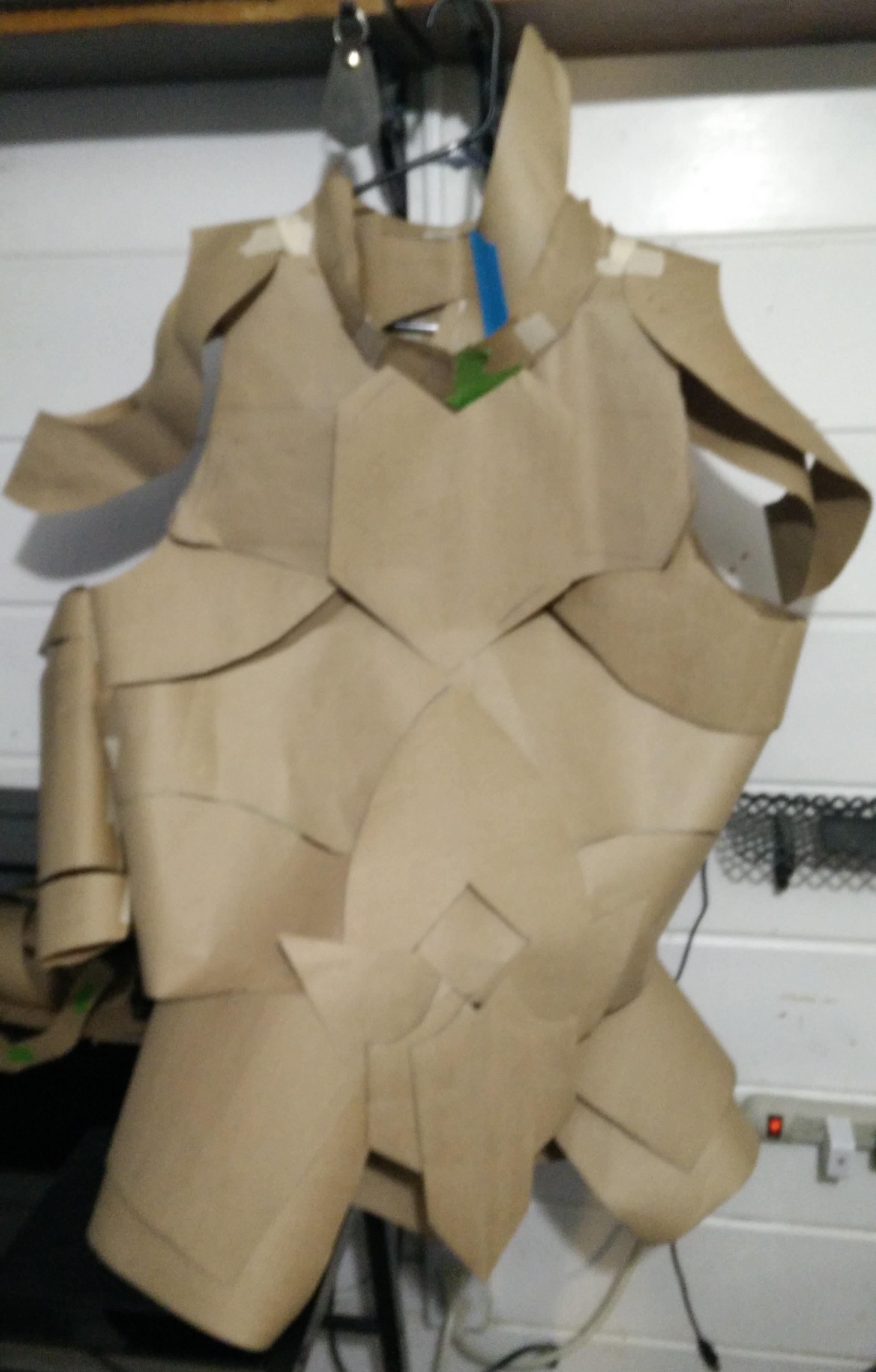 Camus armor II