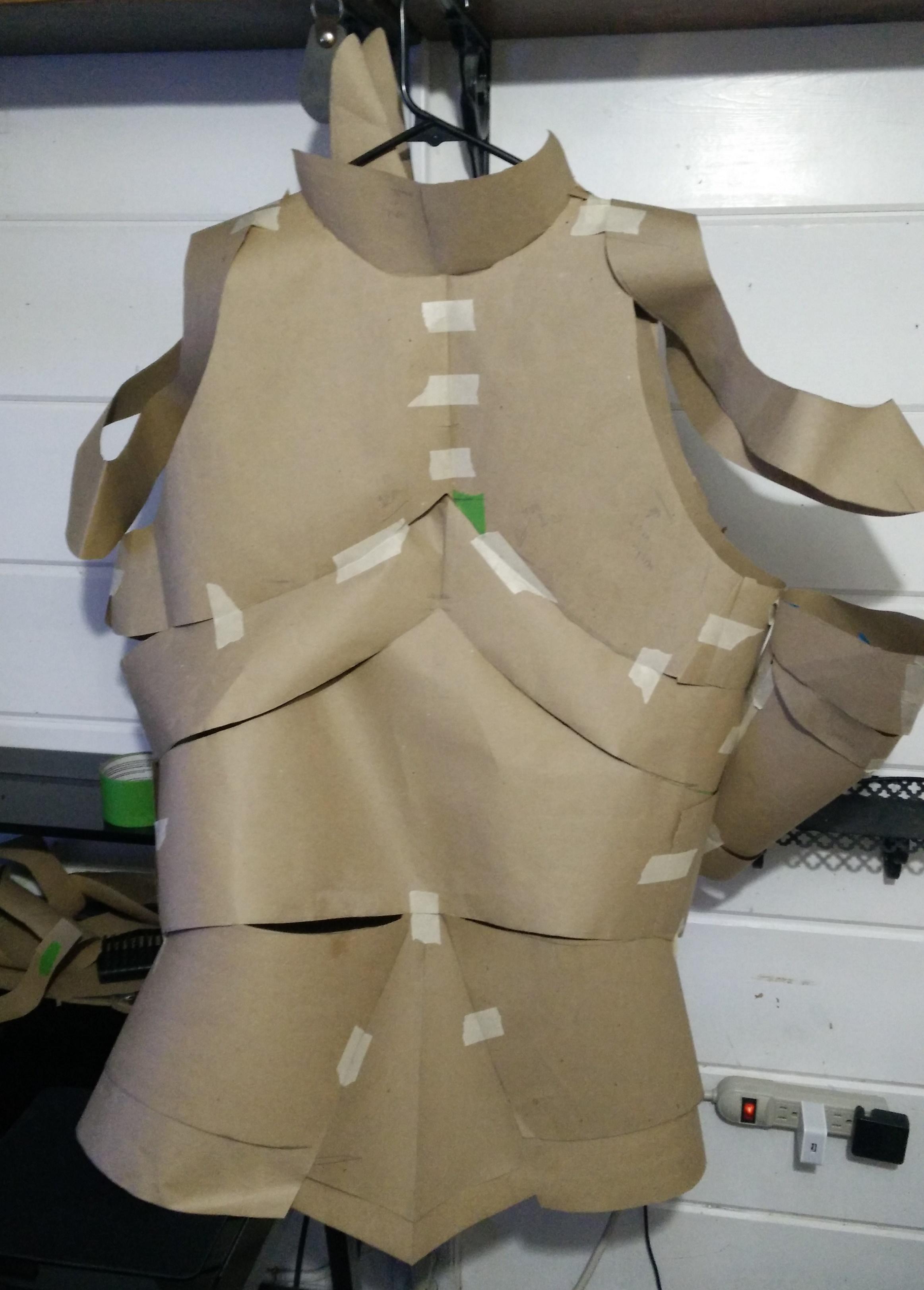 Camus armor III