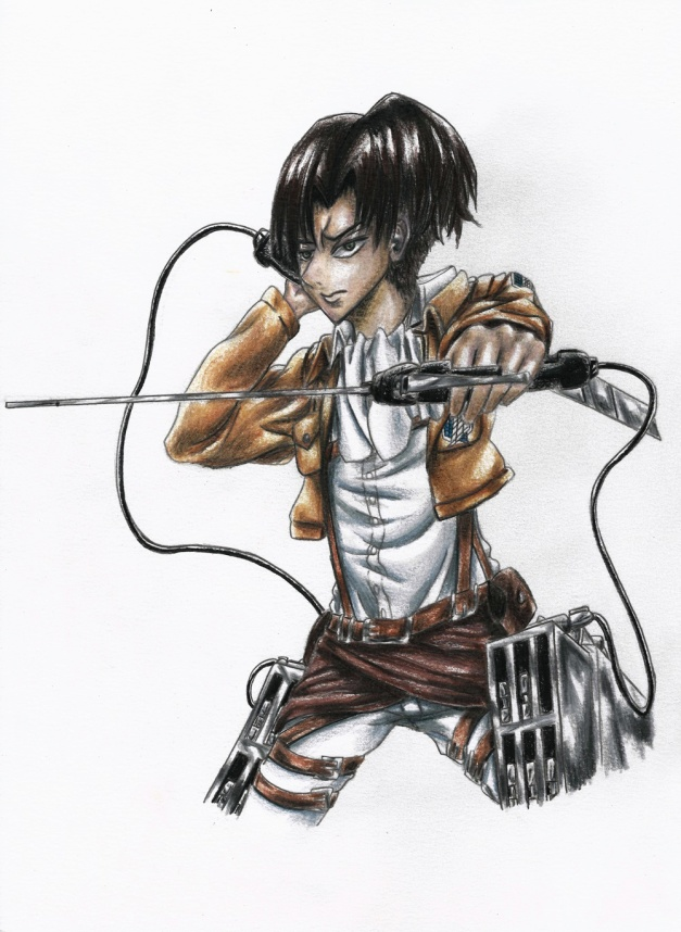 Levi Ackerman V Final II