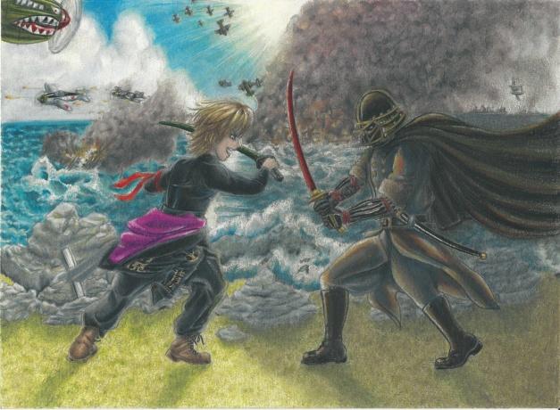 Luke vs Vader XVI nu resize