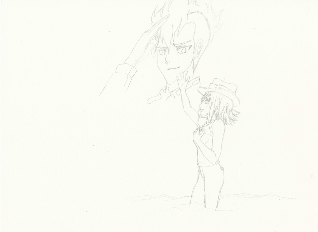 Kaname and Messer II resize