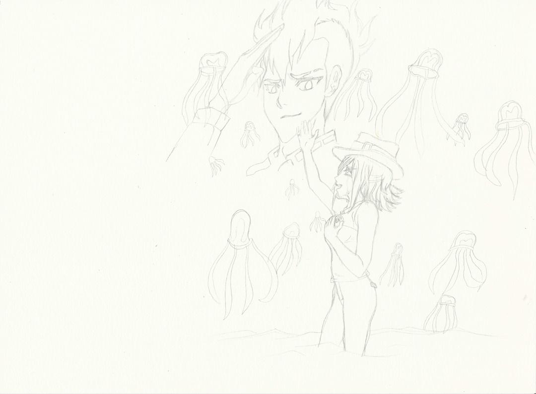 Kaname and Messer III resize