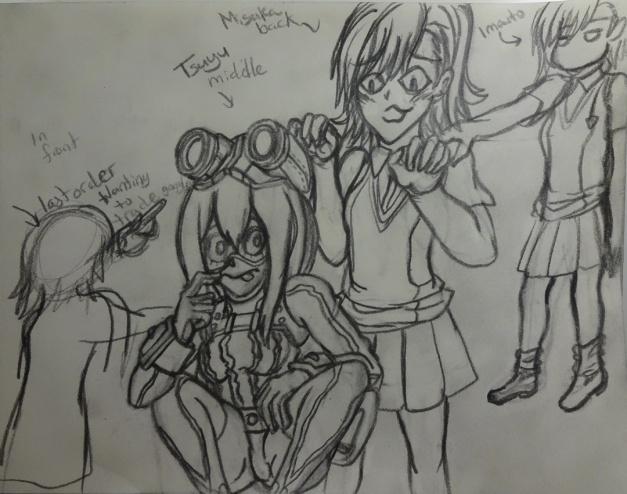 Tsuyu and Misak, Last Order and Sister