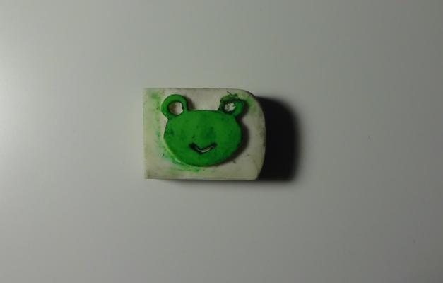 Gekota stamp