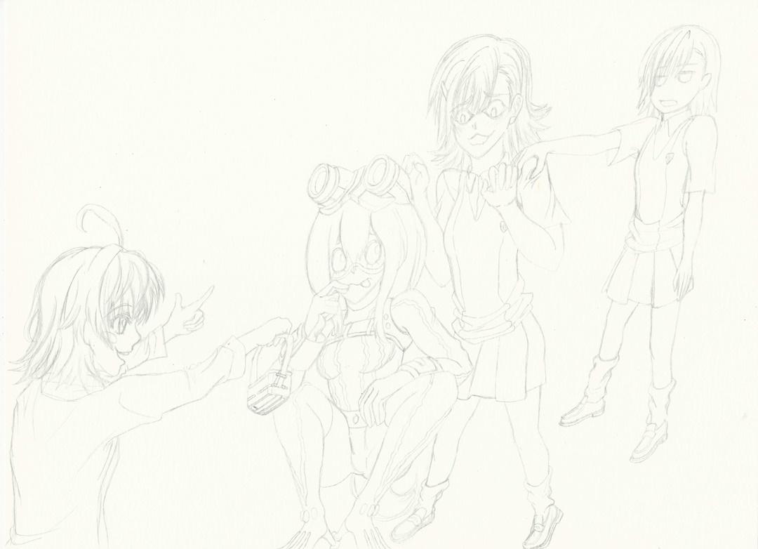 Misaka's dream II resize